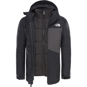 The North Face Clement Triclimate Jacke Jungen tnf black